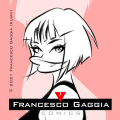 Francesco Gaggia Comics | company_logo