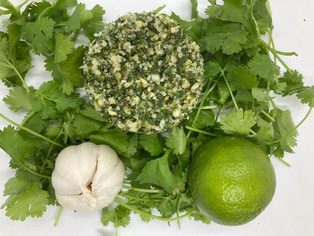 Fresh Herb Salt Seasoning
