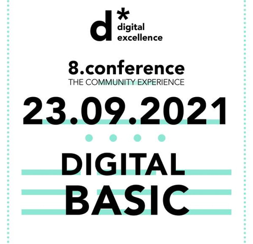 8. digital excellence conference