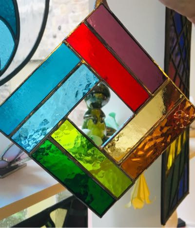 Introduction To Stained Glass Making Set