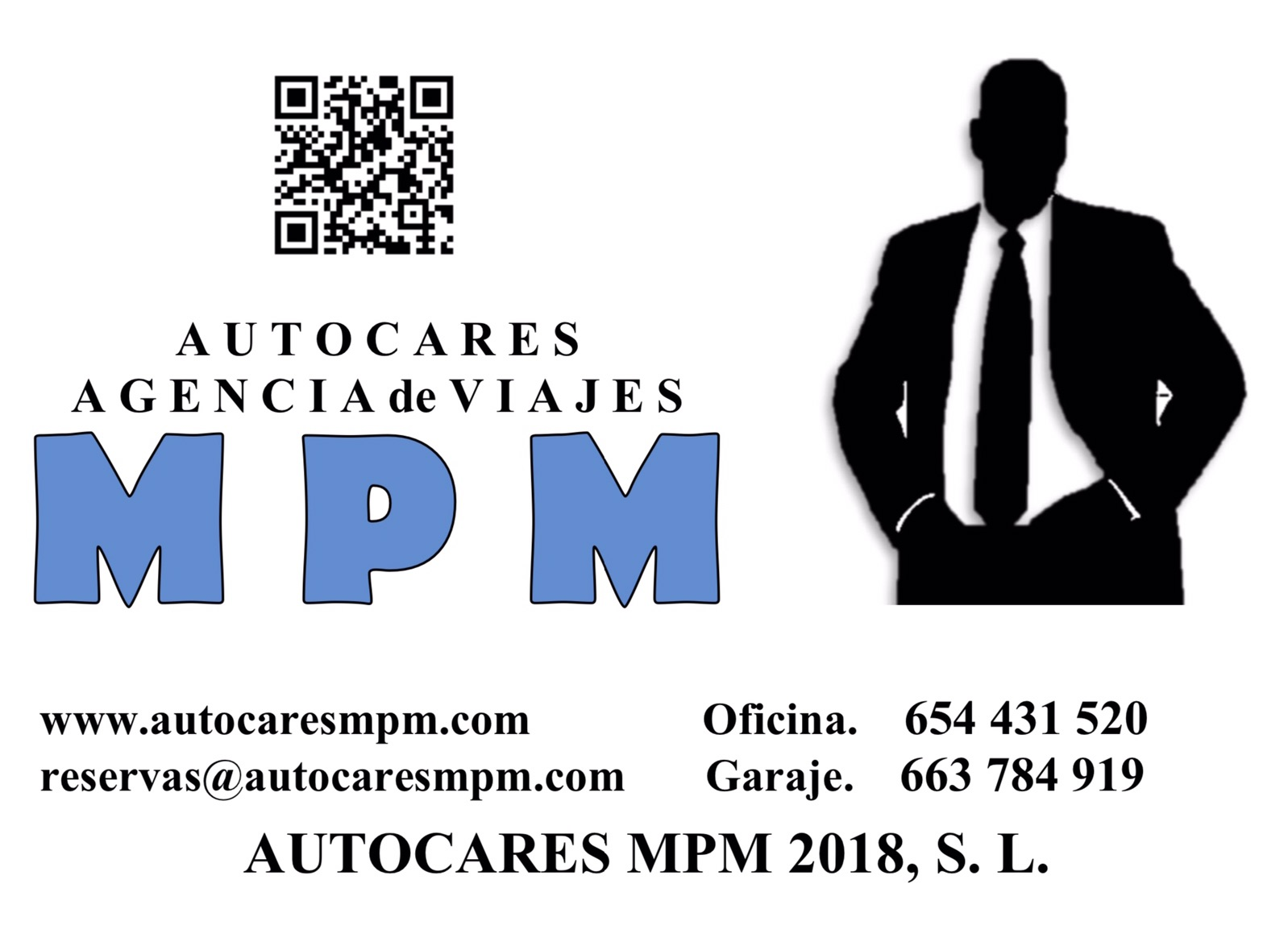 AUTOCARES MPM 2018, SL