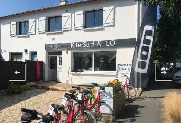 NKS 56 - kite surf shop