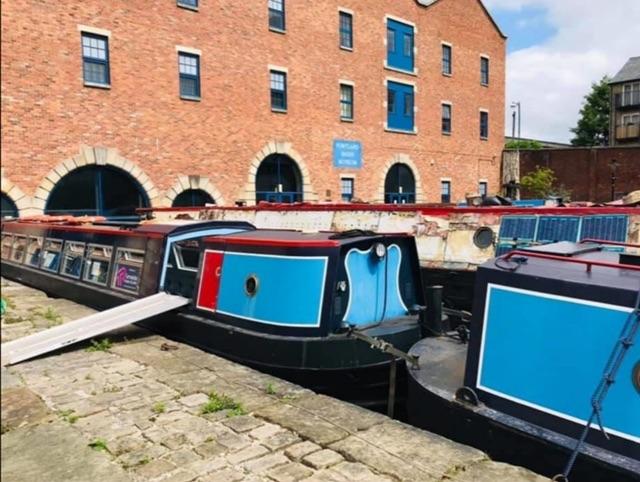 Tameside Canal Boat Trust