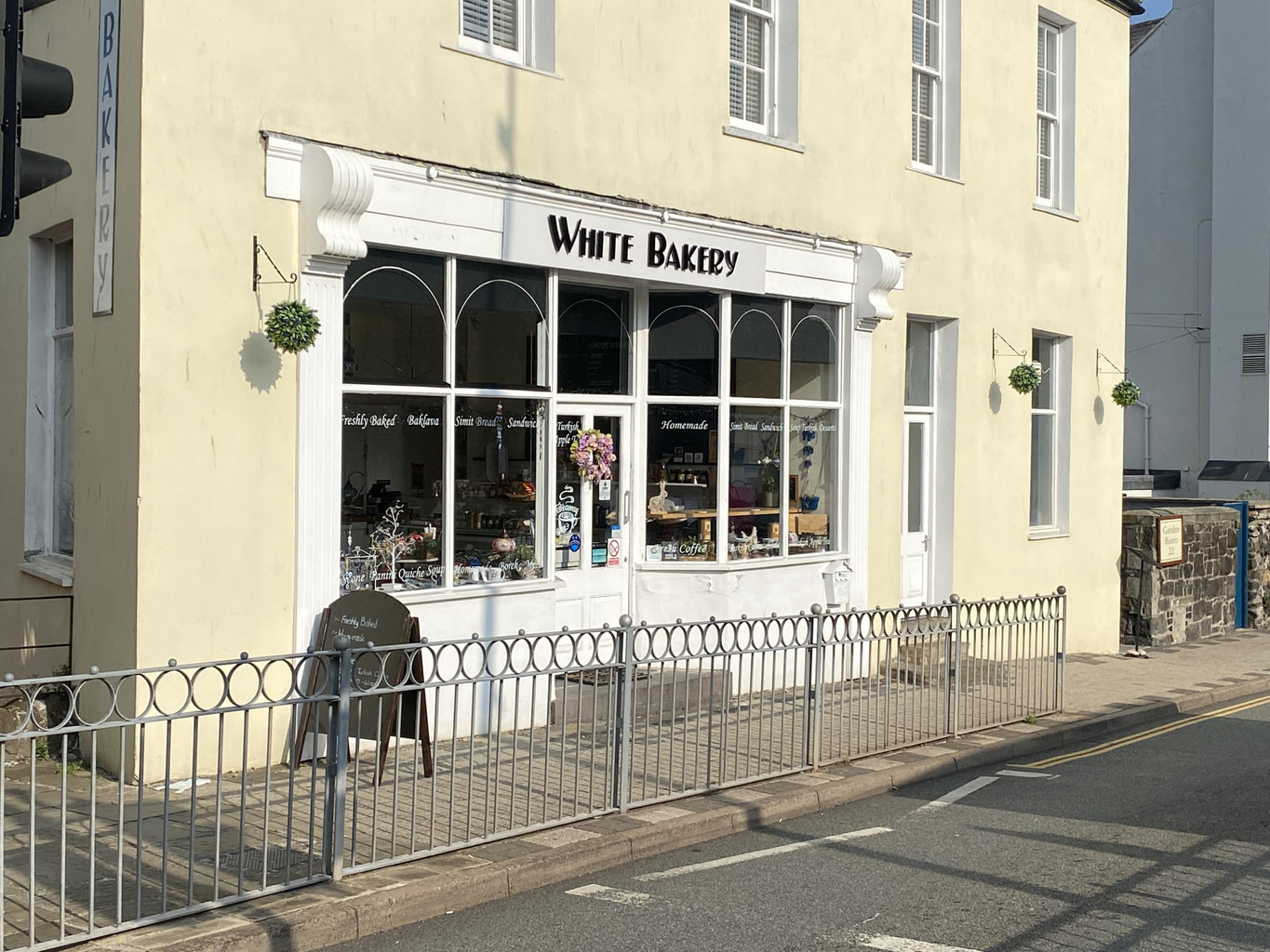 White Bakery Conwy