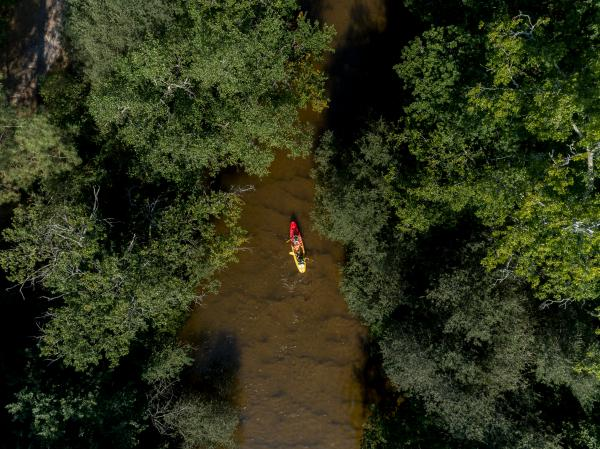 Canoe kayak Courant d'Eyre
