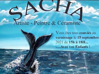 Save the date / Exposition du 1 septembre au 30 septembre 2021
