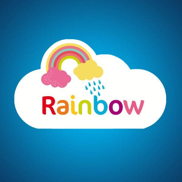 Rainbow by Stephanie Marguerite