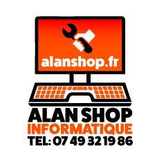 Alan Shop Informatique