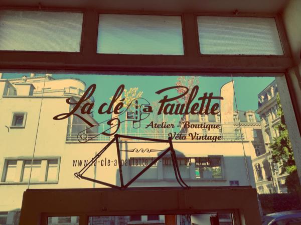 La clé à Paulette - Boutique en ligne - Pièces vélos vintage