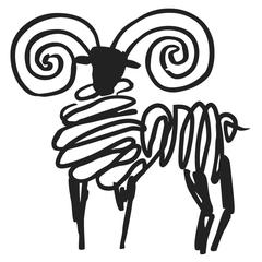 Argali Filzkunst Logo