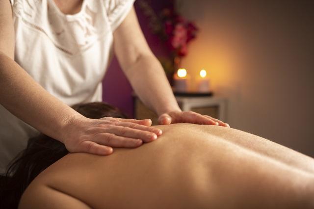 massage intuitif de relaxation